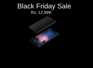 Redmi Note 6 Pro Black Friday