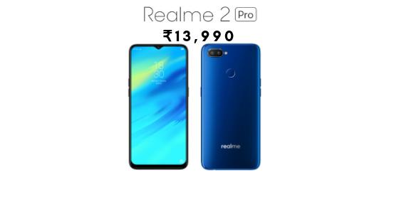 Realme 2 Pro TechUNeed