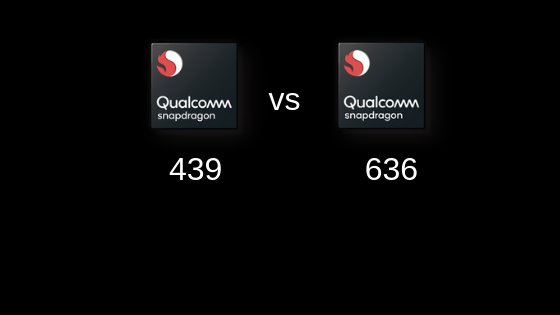 Qualcomm Snapdragon 439 vs Qualcomm Snapdragon 636-What are