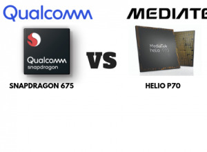 Qualcomm Snapdragon 675 vs MediaTek Helio P70