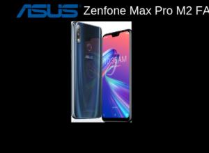 Zenfone Max Pro M2 FAQ