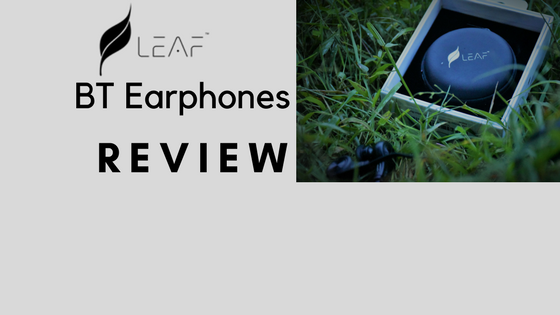 leaf earphones