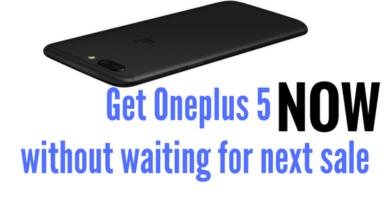 oneplus 5 invite