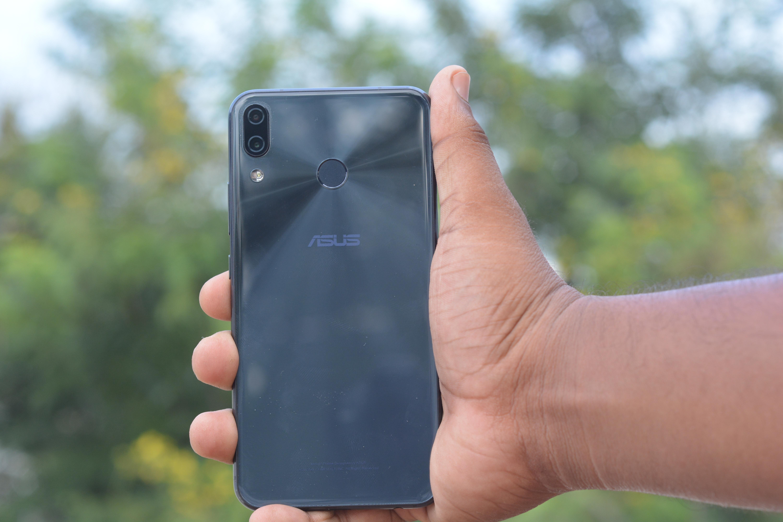 Asus Zenfone 5Z Back