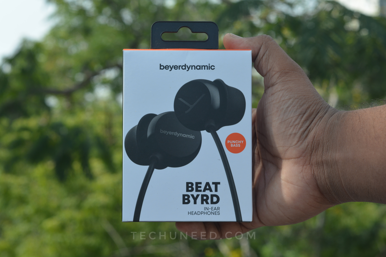 Beyerdynamic Beat Byrd TechUNeed