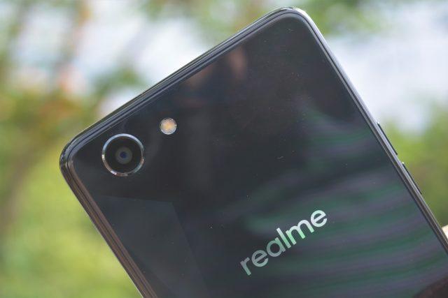 Realme 1 camera