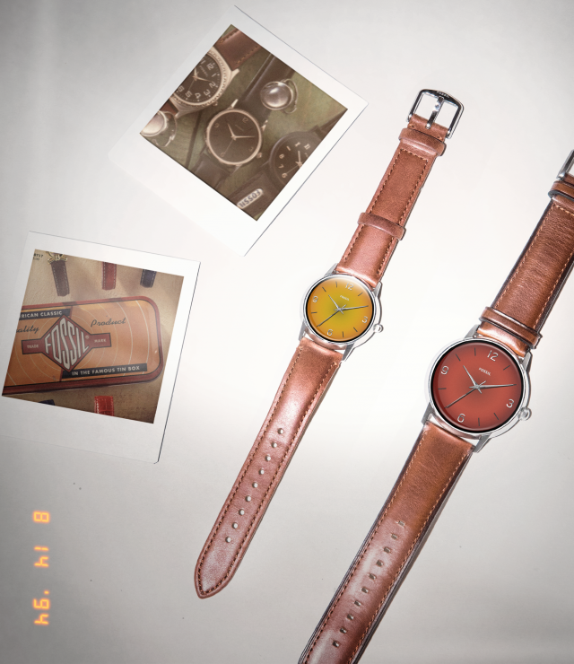 Fossil Mood Watch TechUNeed