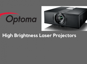 Optoma High Brightness Laser Projectors