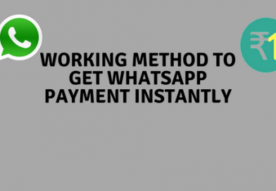 Working Trick to get WhatsApp Payments feature instantly