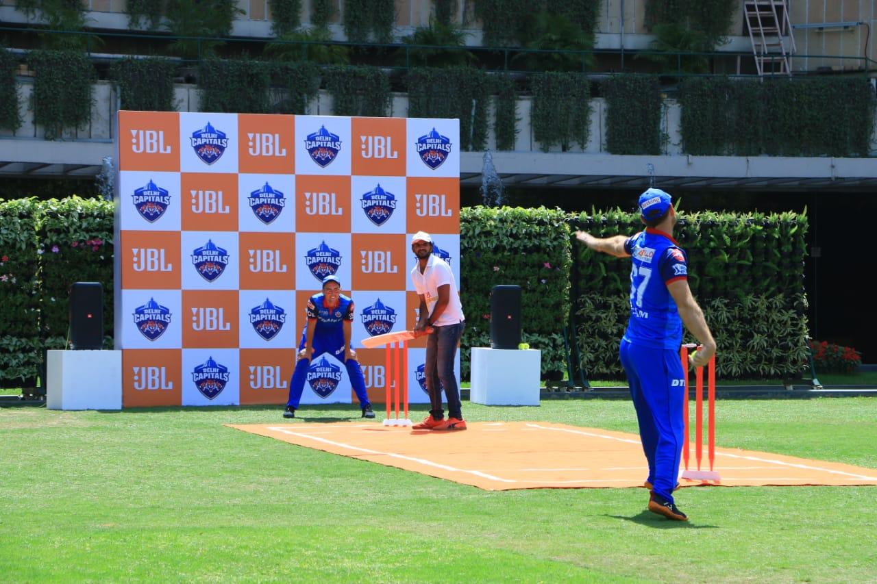 JBL Sponsors Delhi Capitals for VIVO IPL 2019