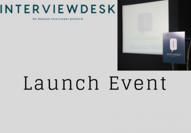 InterviewDesk Launch Event- India's First On Demand Interviewer Platform