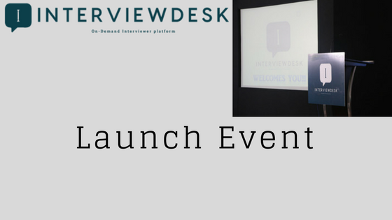 interviewdesk launch