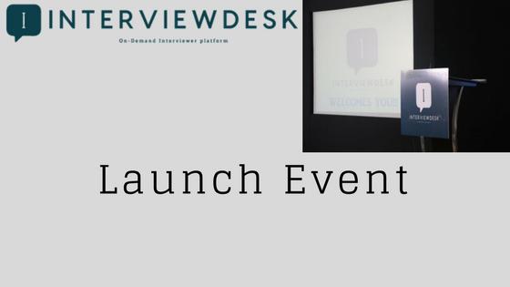 interviewdesk launch