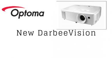 optoma new darbeevision