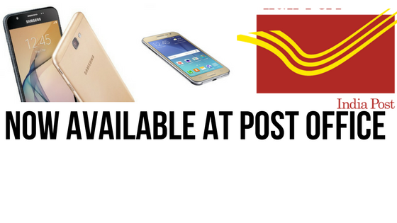samsung india post office
