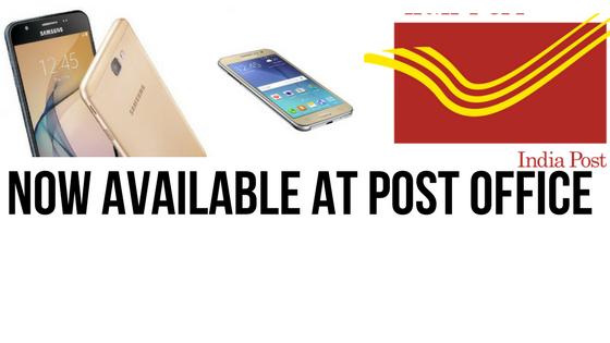 samsung india post office