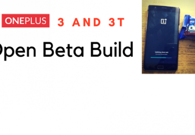 Oneplus 3 and 3T gets Android Oreo based Open Beta Build