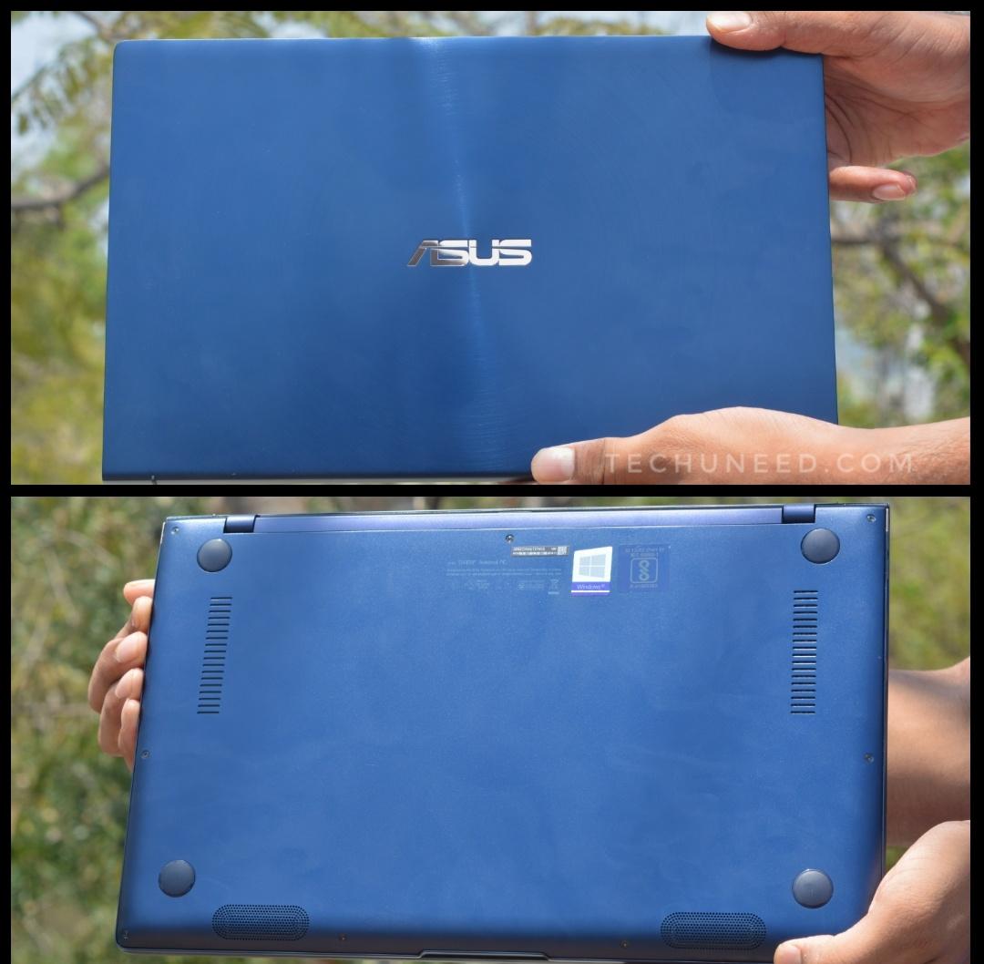 Asus Zenbook 14 UX433F Review
