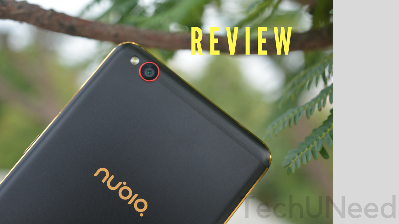 nubia m2 lite review