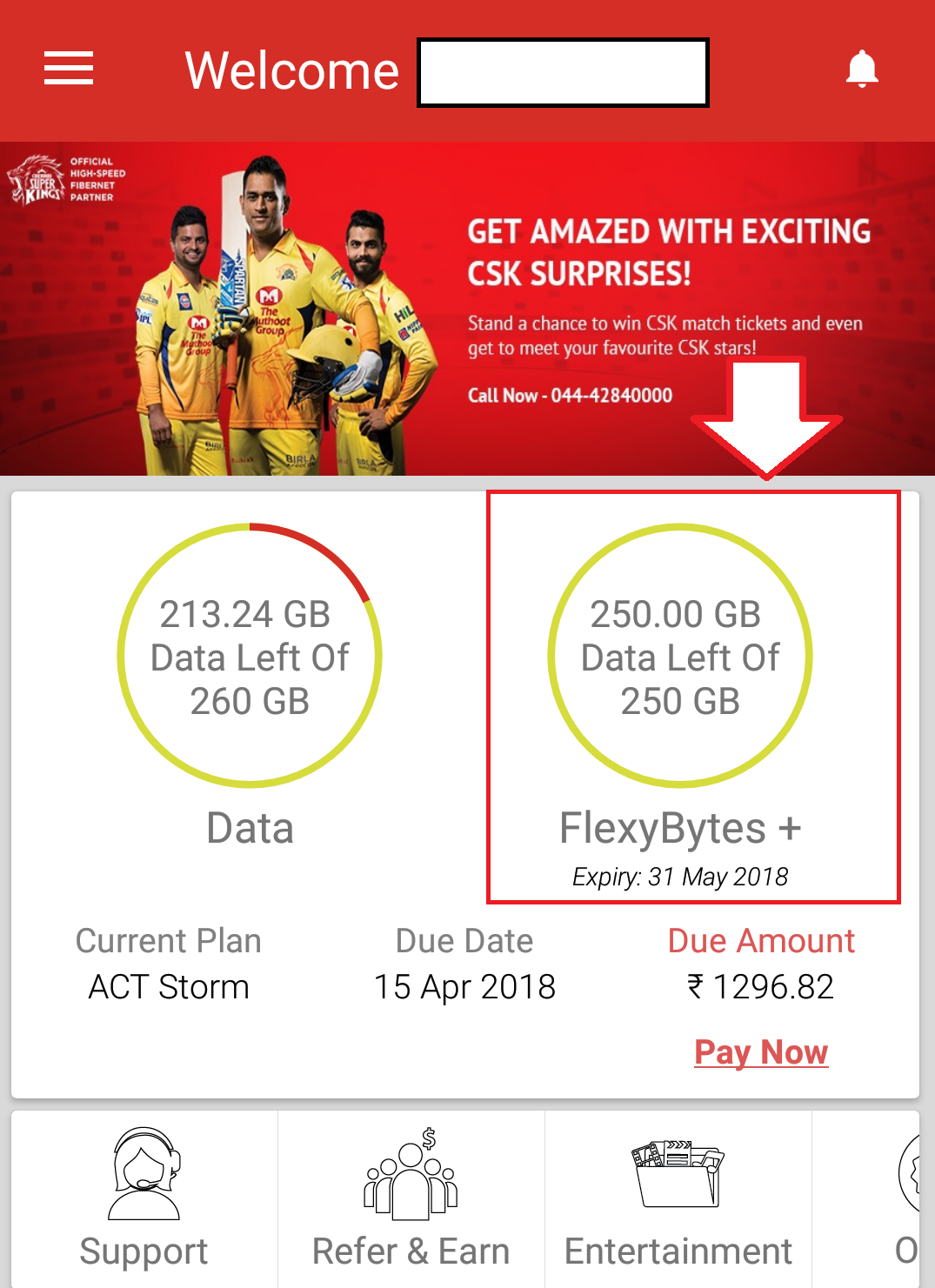 act ibernet t20 data surprise