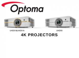 Optoma UHD5X