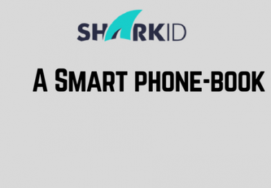 SharkID Smart Phone Book App Launched