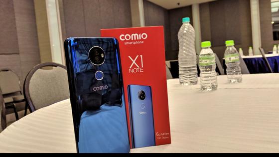 COMIO X1 Note Chennai