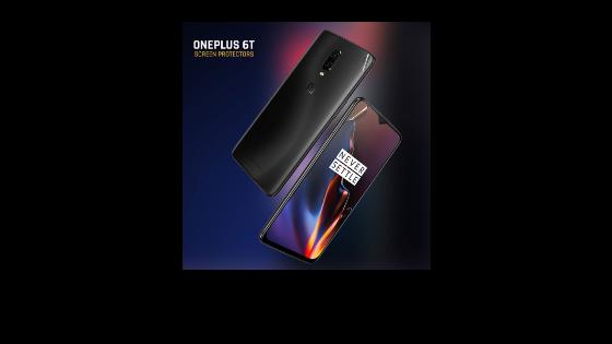 Oneplus 6T Screen Protector GadgetShieldz