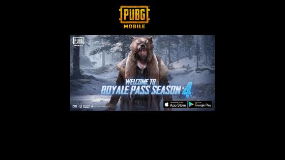 PUBG Royale Pass Season 4