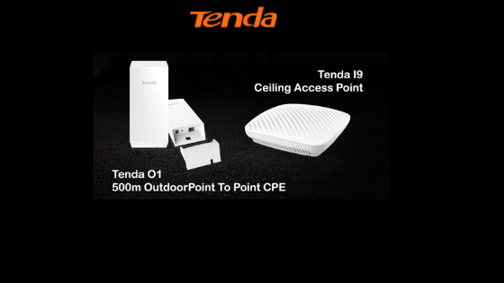 Tenda O1 and I9