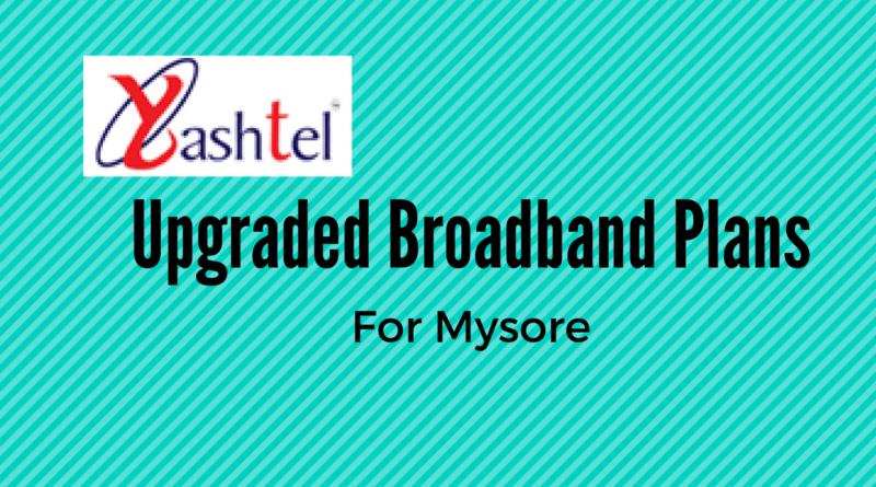 Yashtel broadband plans