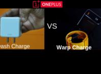 Warp Charge vs Dash Charge