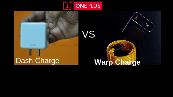 Warp Charge vs Dash Charge