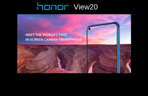 Honor View20 TechUNeed