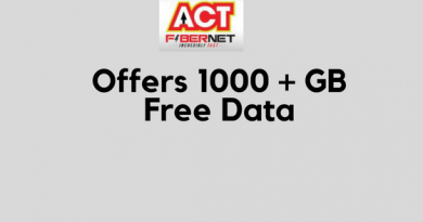 act fibernet 1000gb