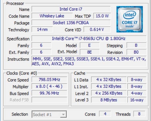 Asus Zenbook 14 UX433F Bechmarks