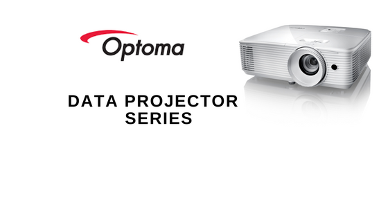 Optoma Introduces the Data Projector Series for Business and Education Environments