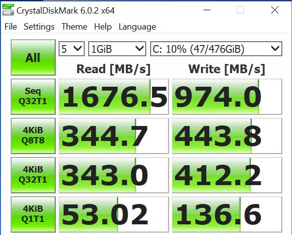 Asus Zenbook 14 UX433F SSD